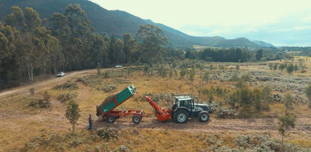Land Clearing & Rehabilitation - www.meltoncompost.co.za